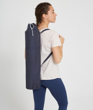 Dots Cotton colored yoga...