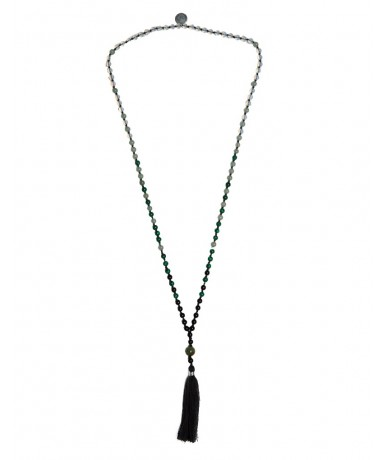 Collier MALA Malachite