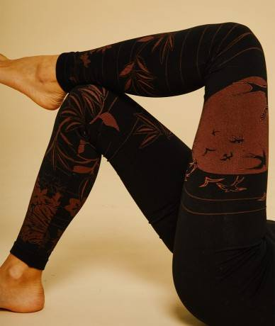 SUNSET - Legging Supplex