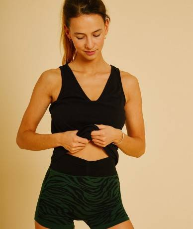 Ajna - cotton tank top