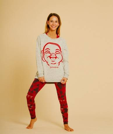 MUDRA - Sweat en coton