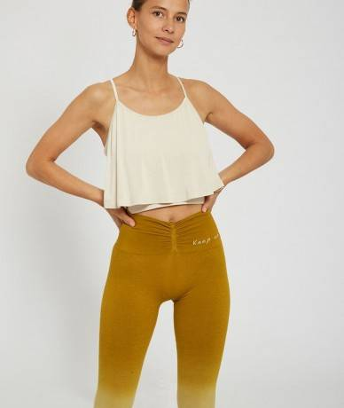 KERALA - Crop Top bambou