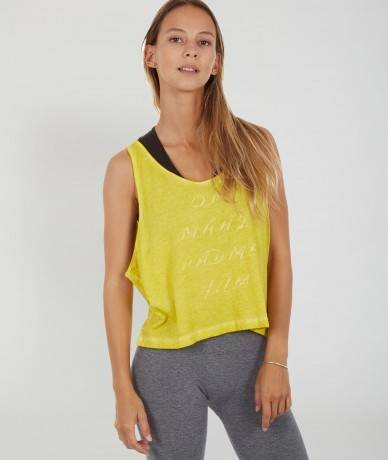 Lota - cotton tank top