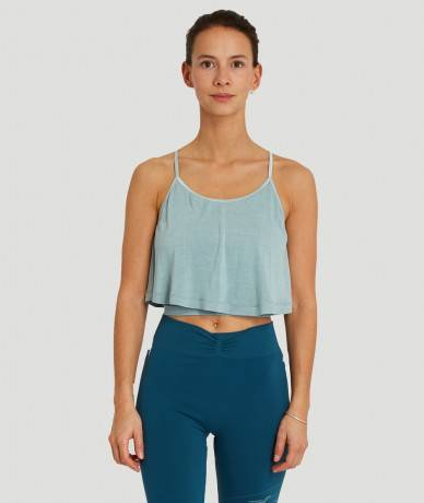KERALA - Crop Top bamboo