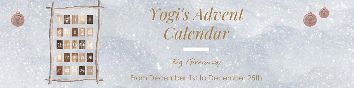 Yoga Searcher Advent calendar big giveaway