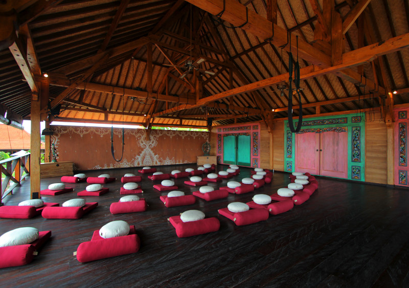 Centre Yoga Searcher Bali