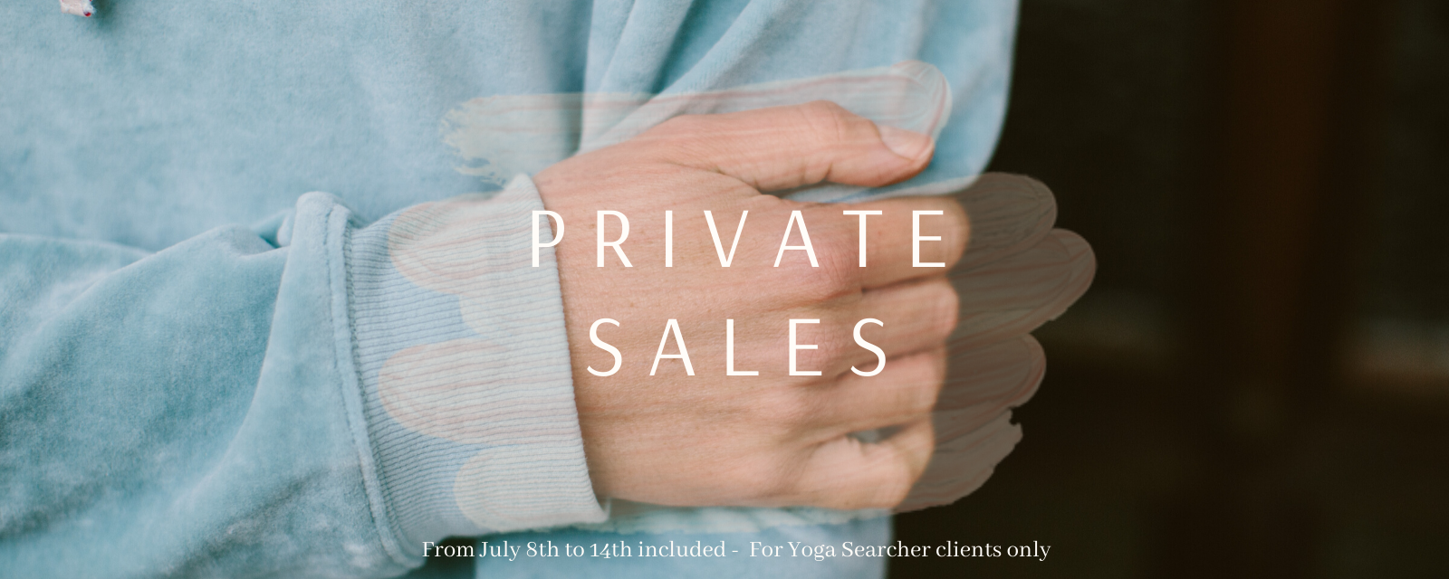Yoga Searcher private sales