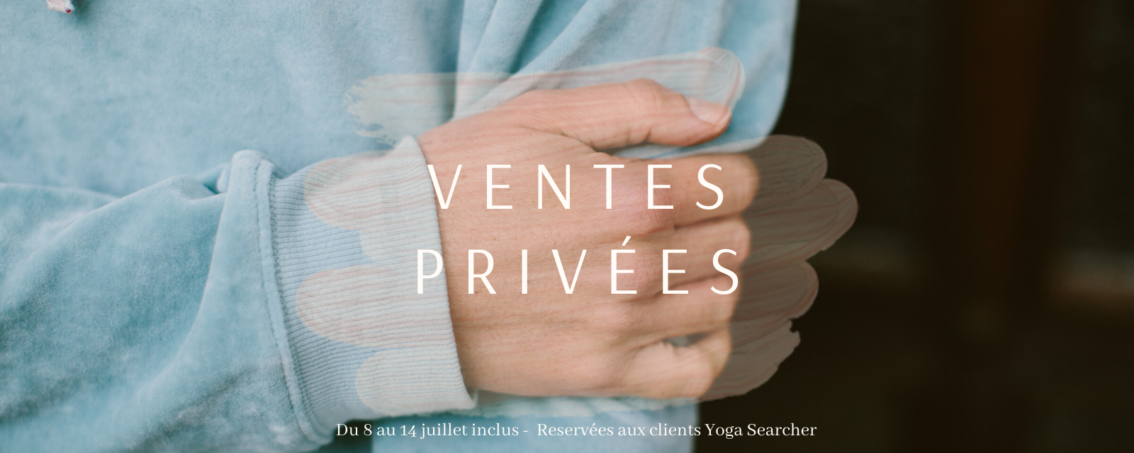 Ventes privées Yoga Searcher