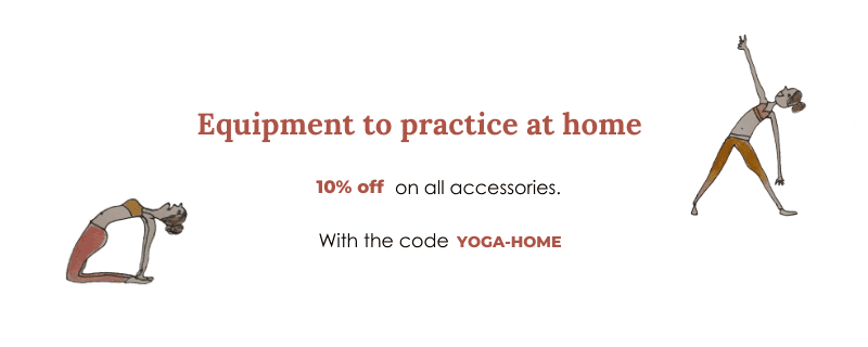 Enjoy 10% off on all Yoga Searcher accessories